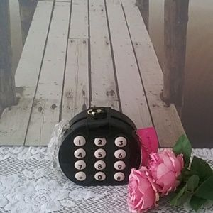 Rare Betsey Johnson Clutch